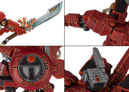 Tau can't fight?