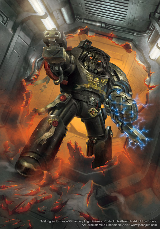 The Inquisition Calls For More Art Image - Warhammer 40k Fan Group