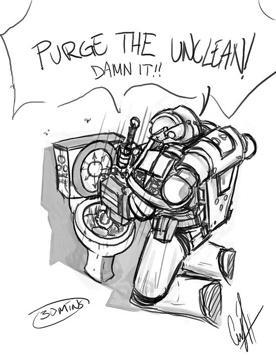 Purge Image Warhammer 40k Fan Group Mod Db