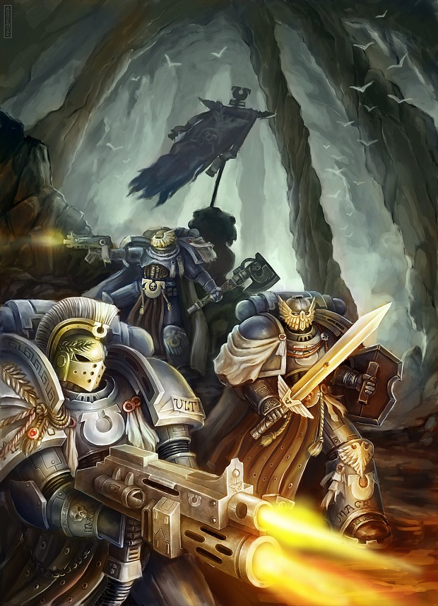 Ultramarines Image - Warhammer 40k Fan Group