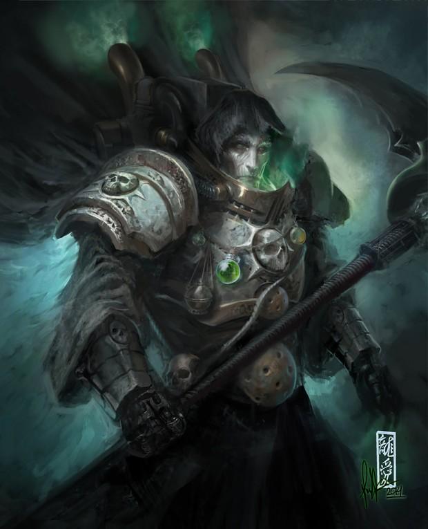 warhammer 40k mortarion에 대한 이미지 검색결과