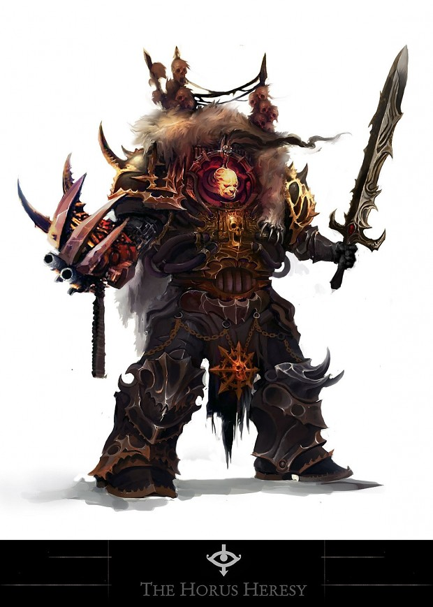 Failbaddon The Warloser of Chaos