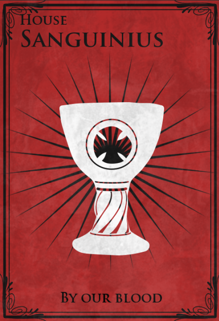 A Game of Heresy: Loyalist Houses