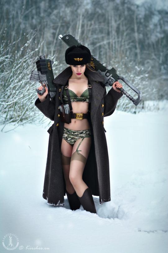 Commissar Lady