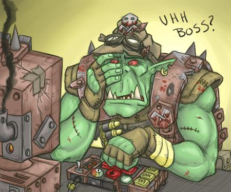 Gamer-ork...lol