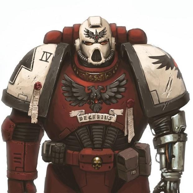 Bloodraven veteran with robotic bionic arm