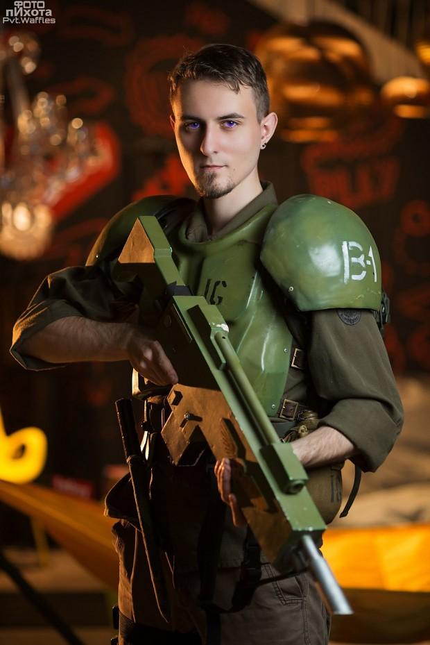 Young Guardsman