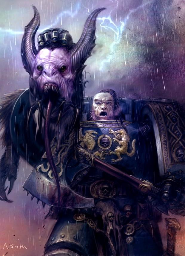 Daemon Head