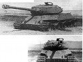 rare IS-4 photos