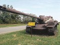 The U.S. Super tank T54