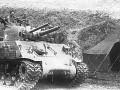 Sherman Dual mounted guns