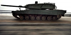 "Otokar Altay ""Red Pony"" MBT"