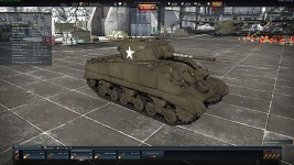 M4 Sherman in War Thunder