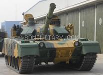 Bangladesh Army MBT-2000
