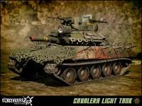 P.L.A.V. Cavalera Light Tank