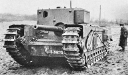 Churchill 3in. Gun Carrier (1941)