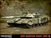 P.L.A. Iron Mountain Heavy Tank