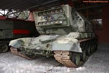 Soviet Laser Tank