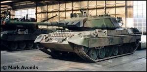 Leopard 1A6