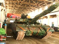 Vietnam People's Army T-55M3.