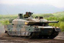 JGSDF Type10,first fourth generation MBT or gen3+?