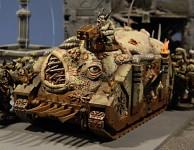 Nurgle tanks