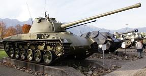 Name the tanks