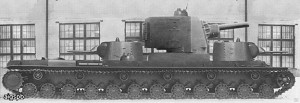 the REAL KV-4 prototype >:)