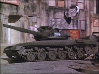 Red Dawn (1984) T-72A replica .