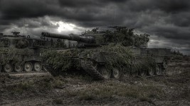 Leopard 2 Wallpaper