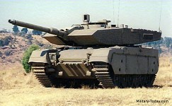 Olifant Mk.2 Main battle tank