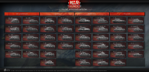War Thunder's Preliminary German & Russian Tanks