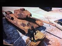 T-34-85 on GTA V