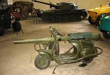 Ultra Mobile ligth tank destroyer !