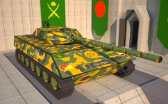 "TDB-01 ""Cheetah"""