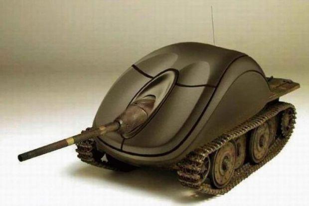 True Maus Tank