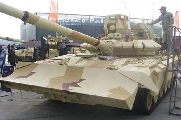 Т-72S for Urban Combat