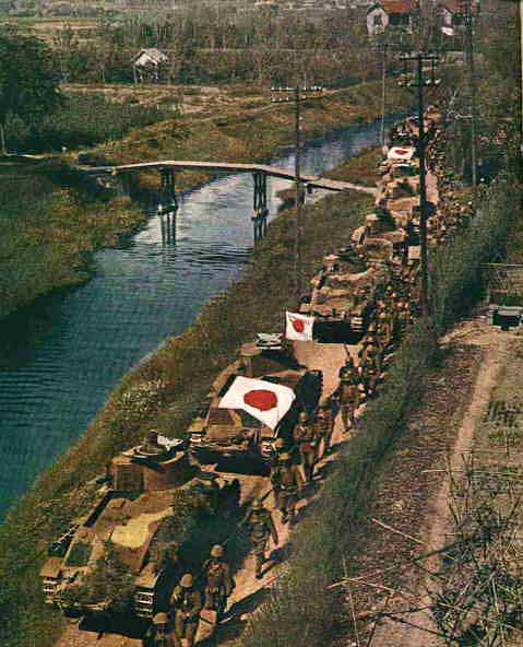 WW2 In Color.