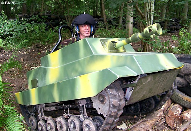 Paintball Tank