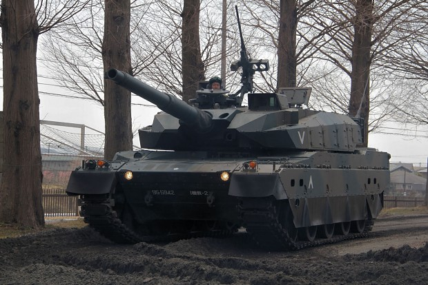 Type-10 MBT (Japan)