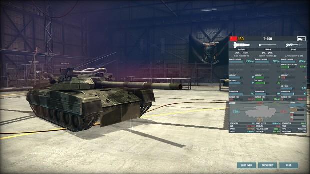 T-80U in W:ALB
