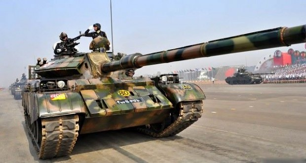 "Bangladesh Army Type 69 Mk. II ""Gai"""