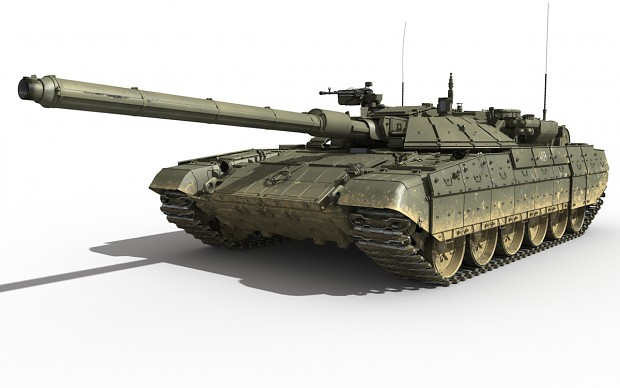 T-99 Armata possible design