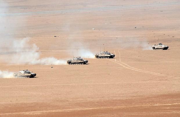 Leopard 2s