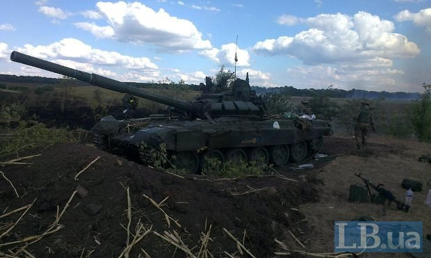T72 Models in Ukraine