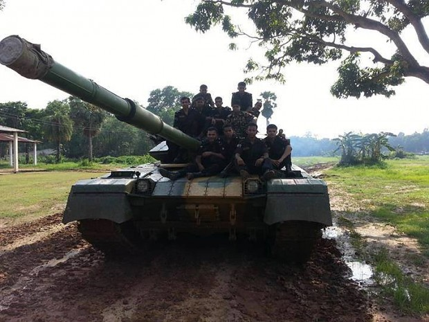 MBT-2000 of Bangladesh Army