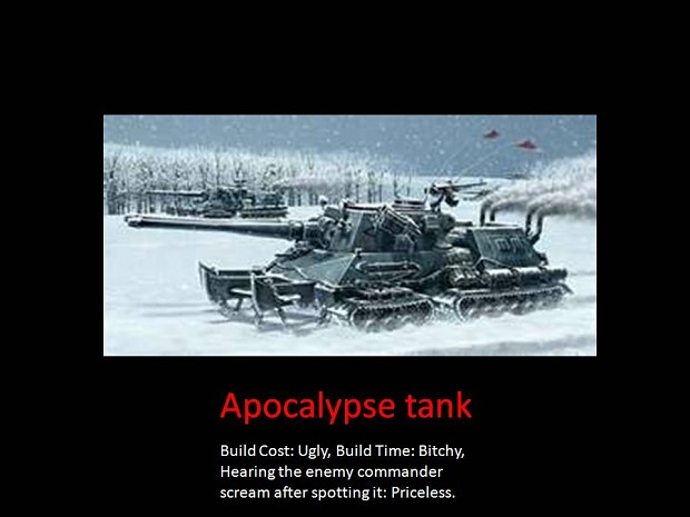 Apocalypse Demotivation