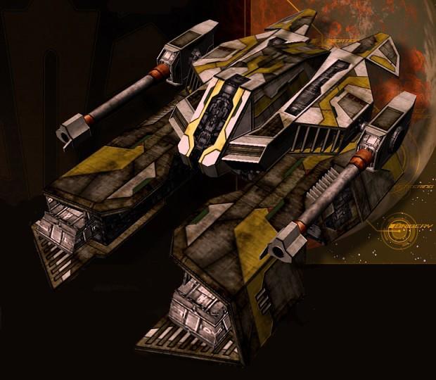 Canderous-class assault tank