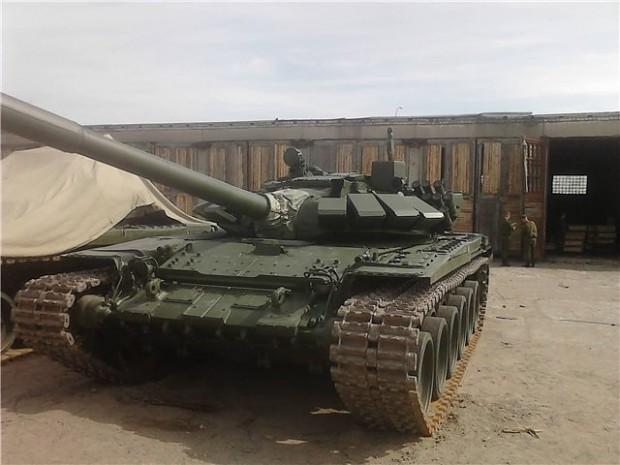 New T-72Б3
