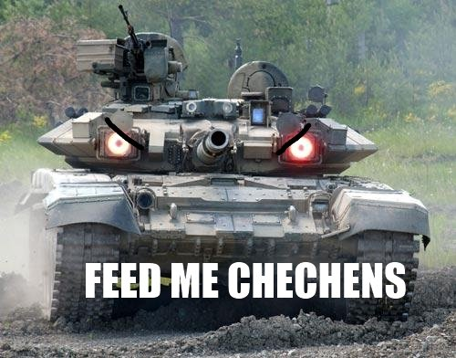 The T-90 hungers.